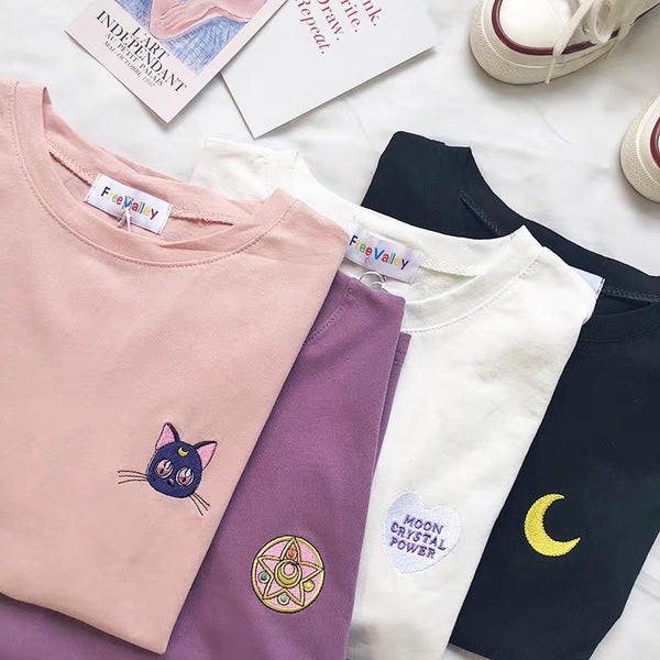 Cute Sailor Moon T-shirt
