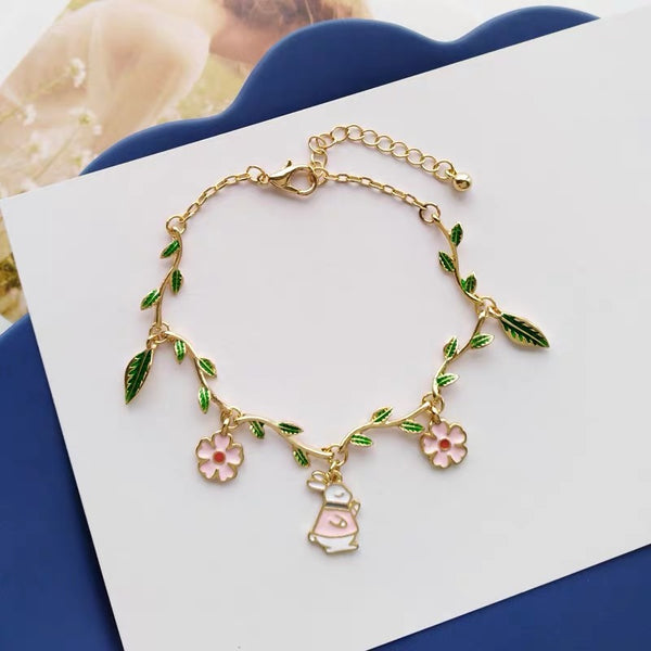 Kawaii Rabbit Bracelet
