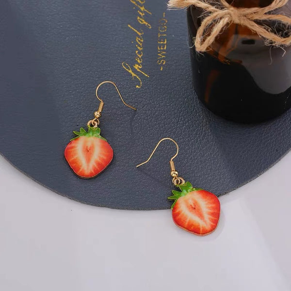 Cute Fruits Earrings