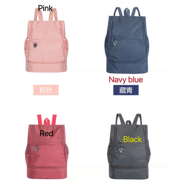 Harajuku Travel Backpack