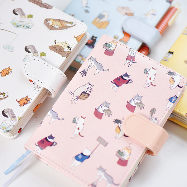 Kawaii Cat Notebook