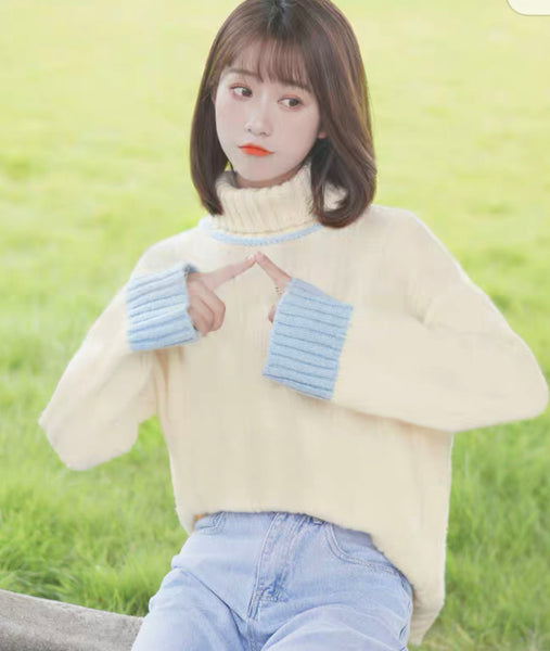 Soft Girl Sweater