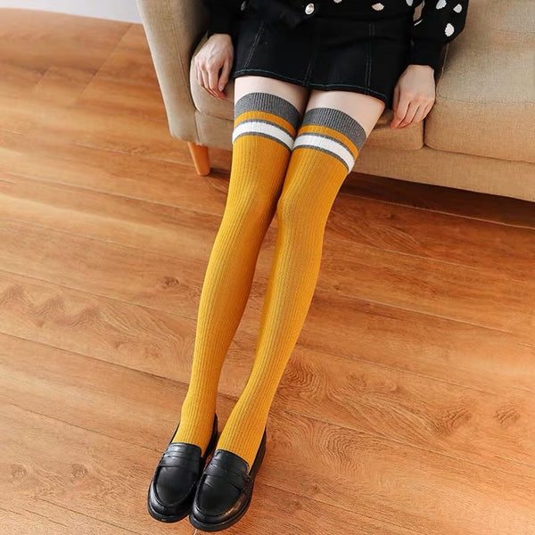 Cute Preppy Style Socks
