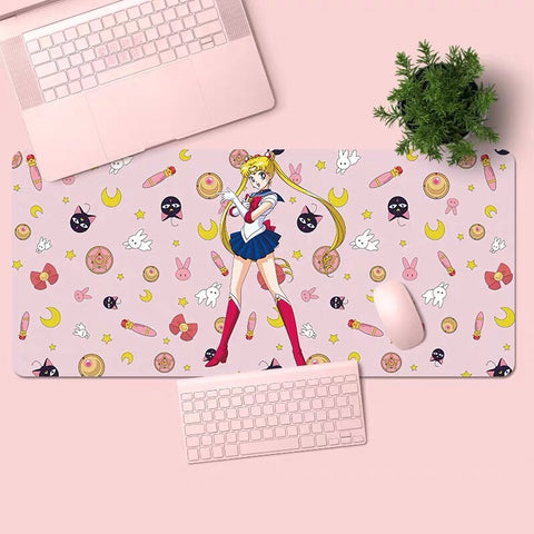 Girl Mouse Pad