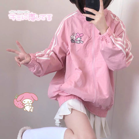 Kawaii Cartoon Jacket