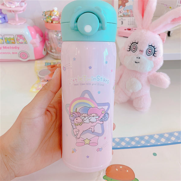 Sweet Cartoon Vacuum Cup
