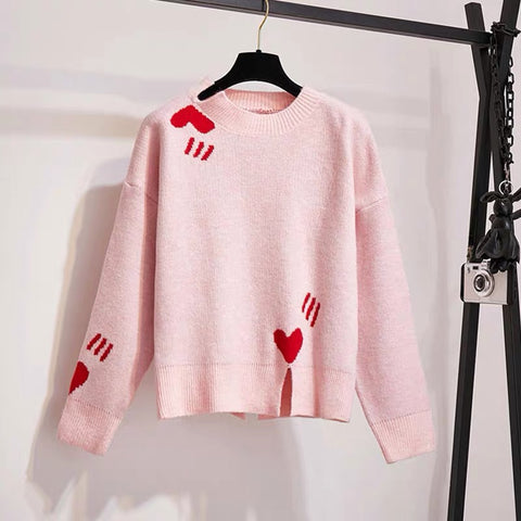 Cute Love Sweater