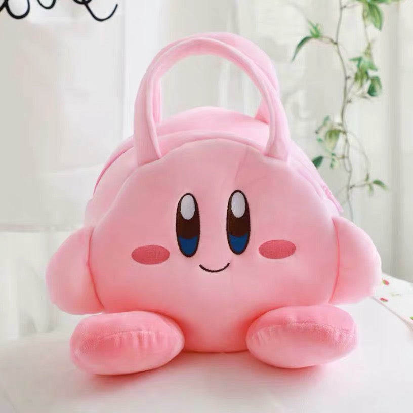 Pink Cartoon Bag