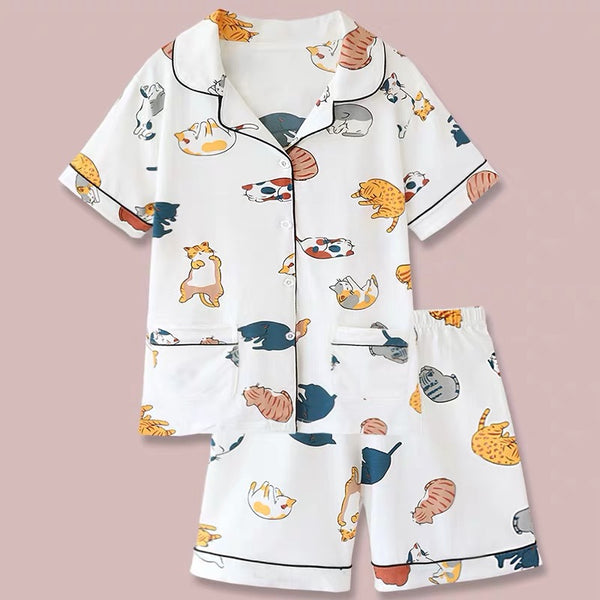Cute Cats Pajamas
