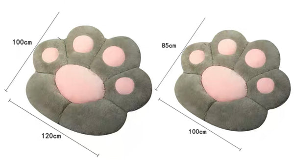 Kawaii Paw Plush Toy