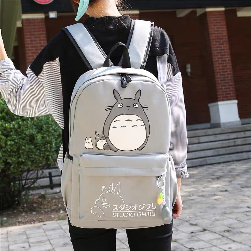 Cute Totoro Backpack