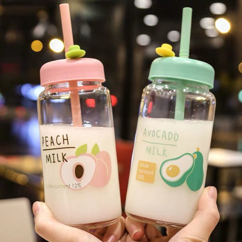 Lovely Fruit Drinking Bottle