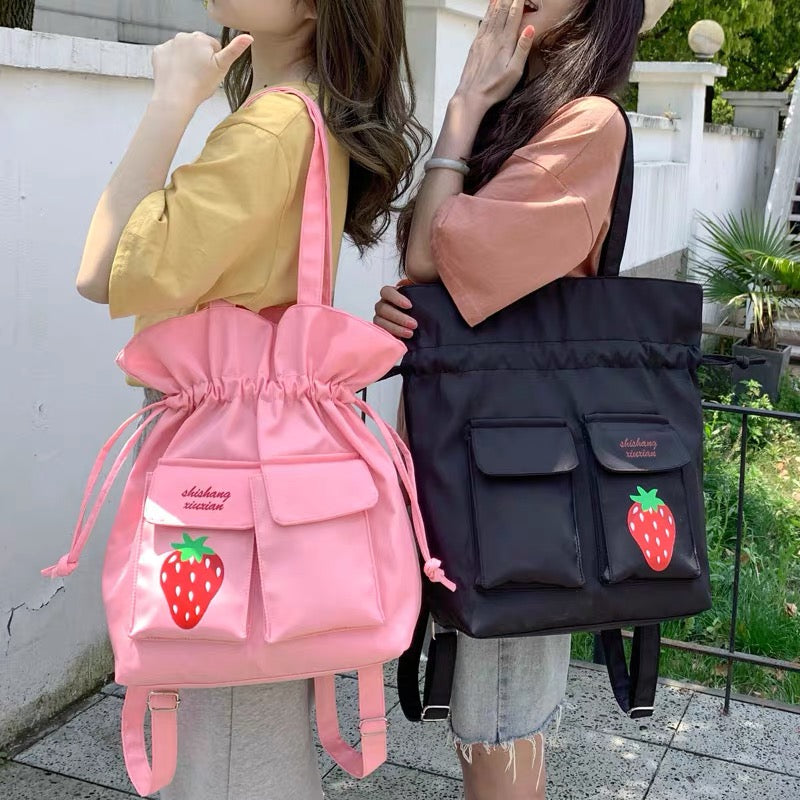 Sweet Strawberry Bag