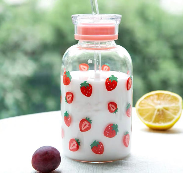 Sweet Fruits Drinking Bottle