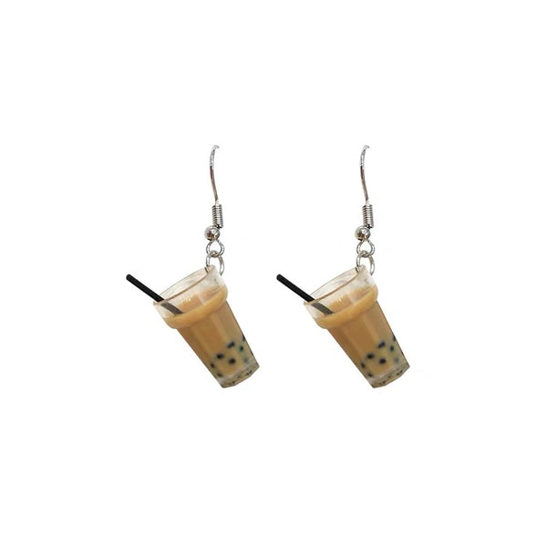 Boba Earrings