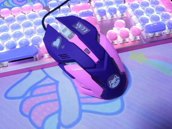Kawaii Cat Mouse