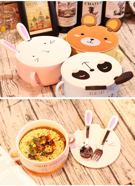 Cute Animals Bowl