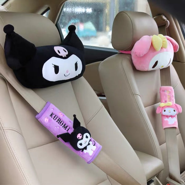 Cute Headrest And Shoulder Pad