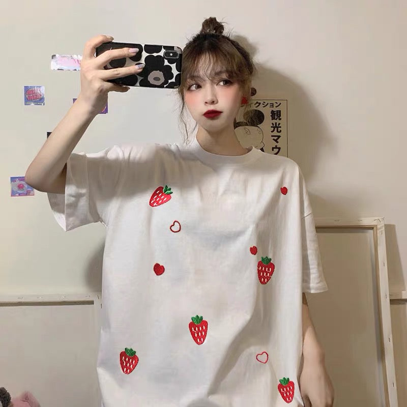Little Strawberry T-Shirt