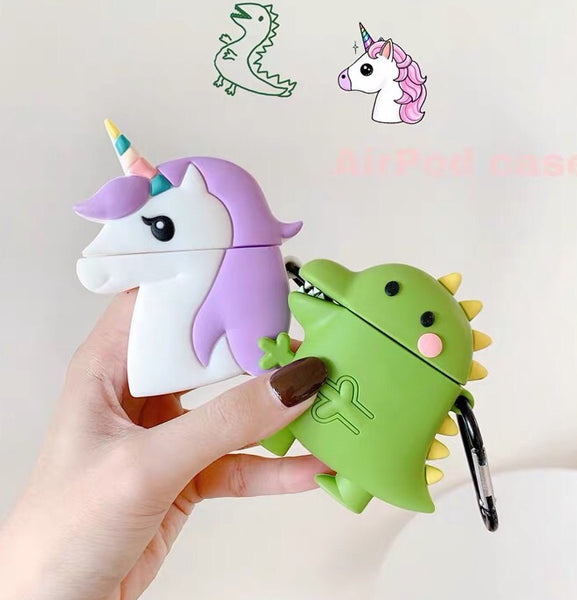Unicorn Airpods Protector Case For Iphone