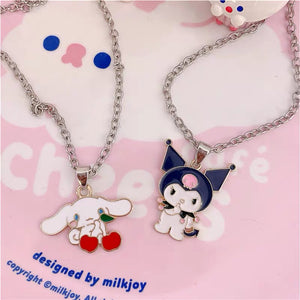 Cute Cartoon Necklace
