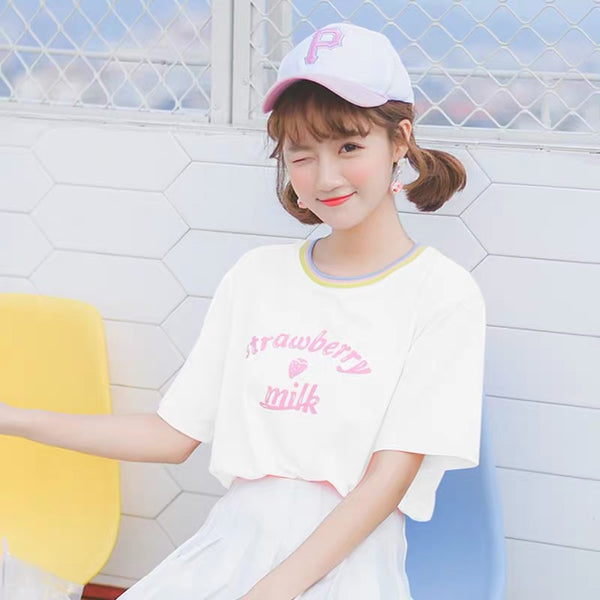 Kawaii Girl T-shirt