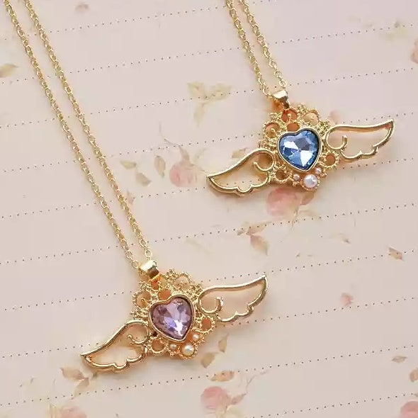 Sakura Necklace