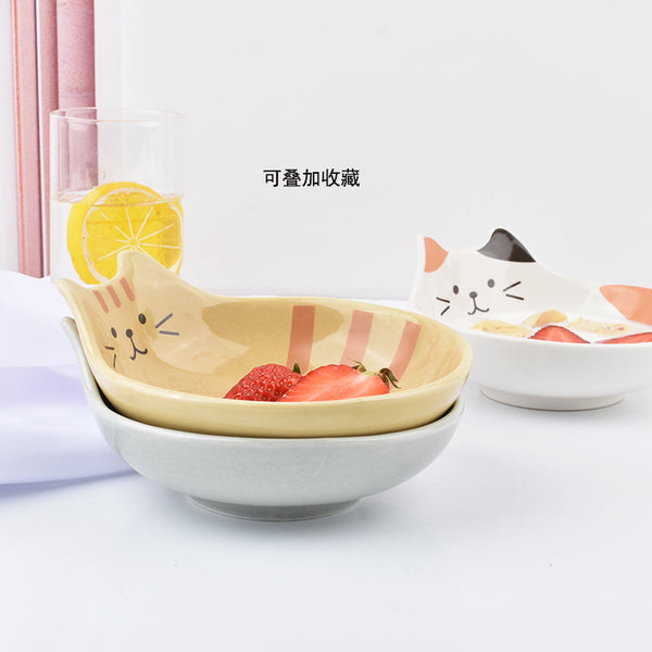 Cute Kitty Bowl