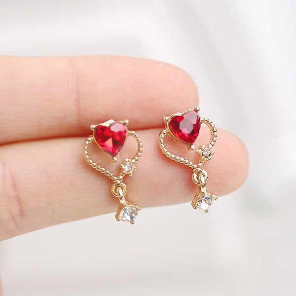 Cute Love Earrings