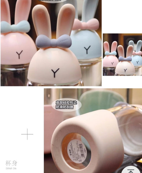 Cute Rabbit Water Bottle