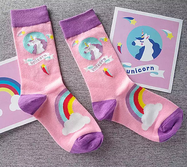 Kawaii Juice Socks
