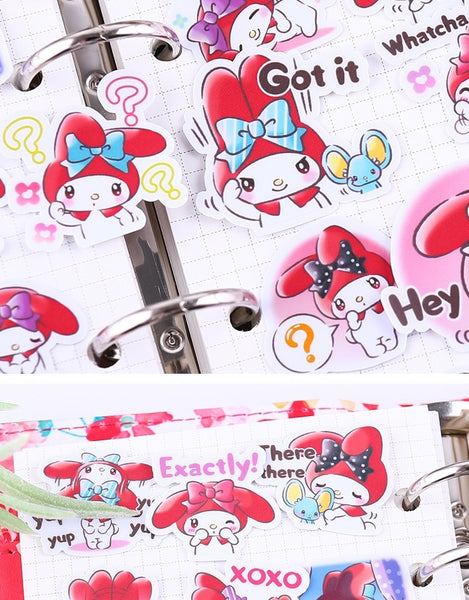 Cute Melody Sticker