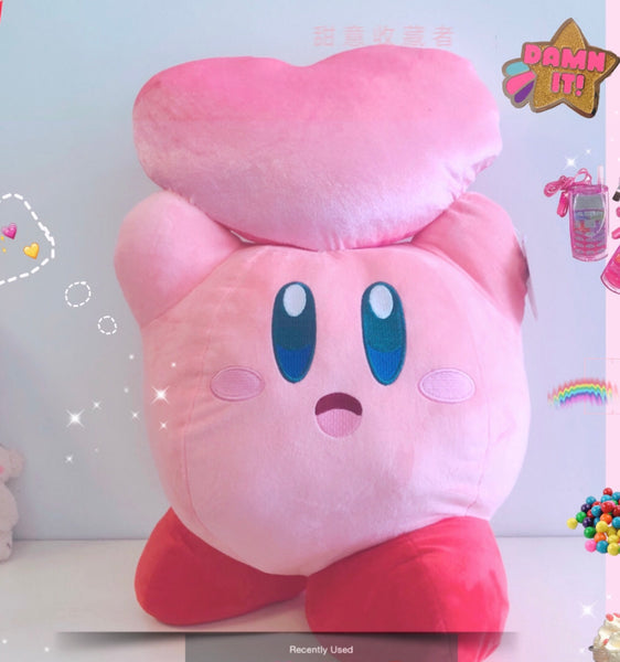 Love Kirby Plush Toy