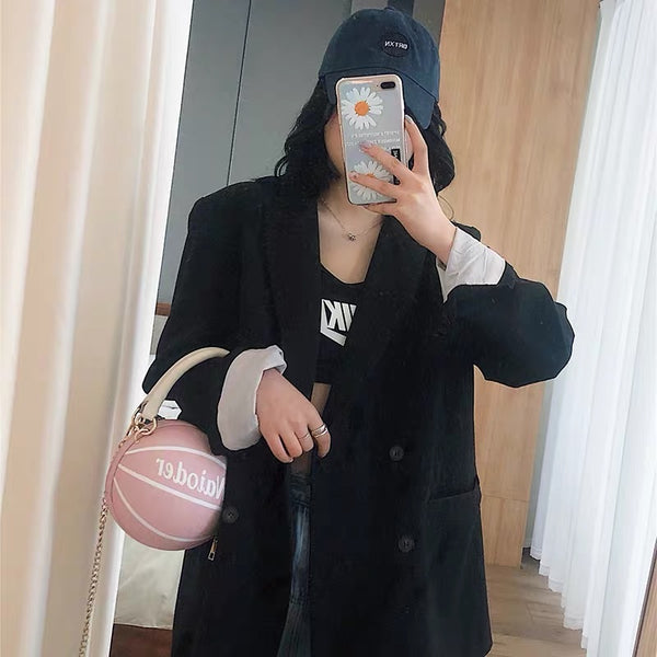 Harajuku Basketball Bag