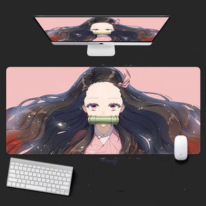 Anime Girl Mouse Pad
