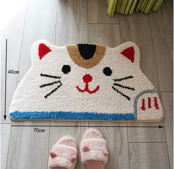 Animal Floor Mat