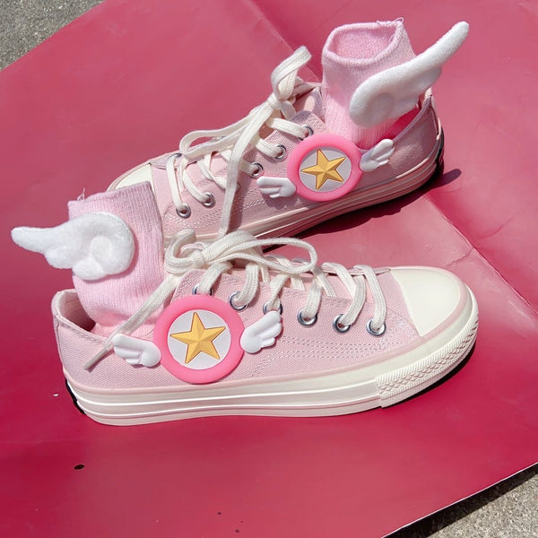 Cute Star Shoes