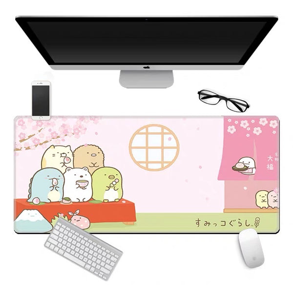 Cartoon Mouse Pad