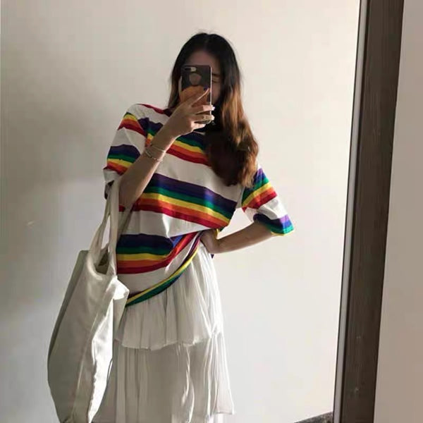 Cute Rainbow T-shirt