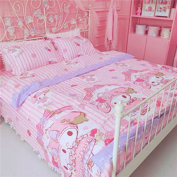 Cute Melody Bedding Set