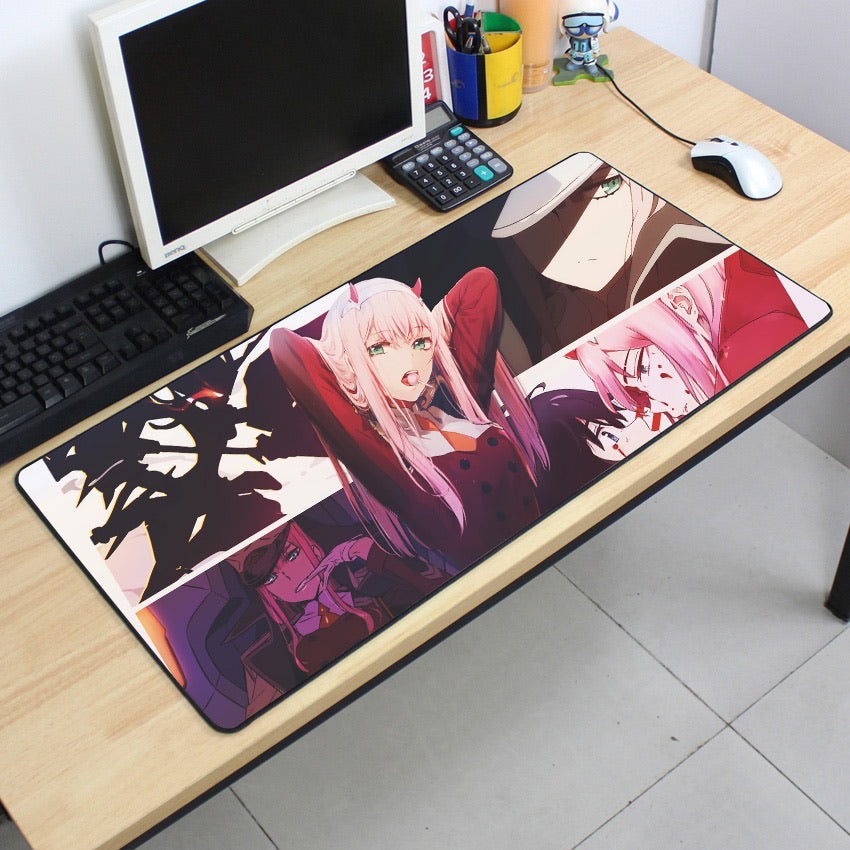 Amazing Girl Mouse Pad