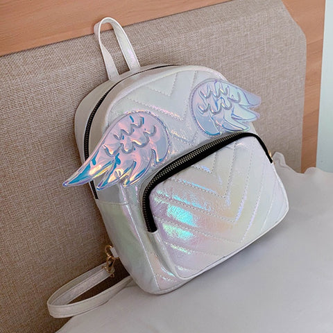 Kawaii Wing Backpack