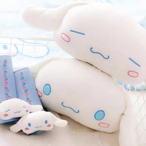 Kawaii Bunny Headrest And Shoulder Pad