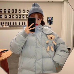 Pocket Bear Winter Coat