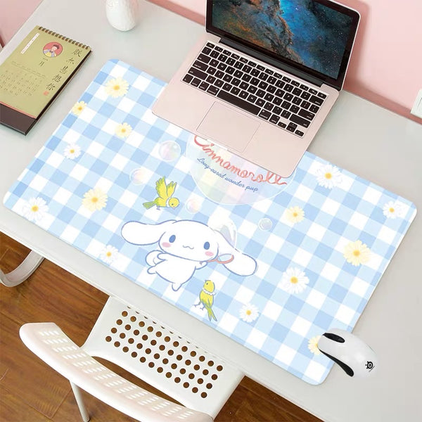 Cute Anime Mouse Pad