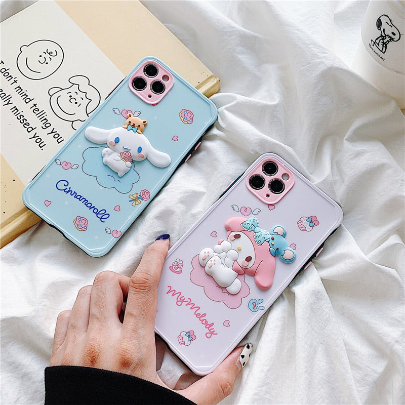 Cute Phone Case For Iphone7/7P/8/8plus/X/XS/XR/XSmax/11/11pro/11proMAX/SE