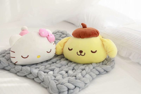 Kawaii Anime Pillow
