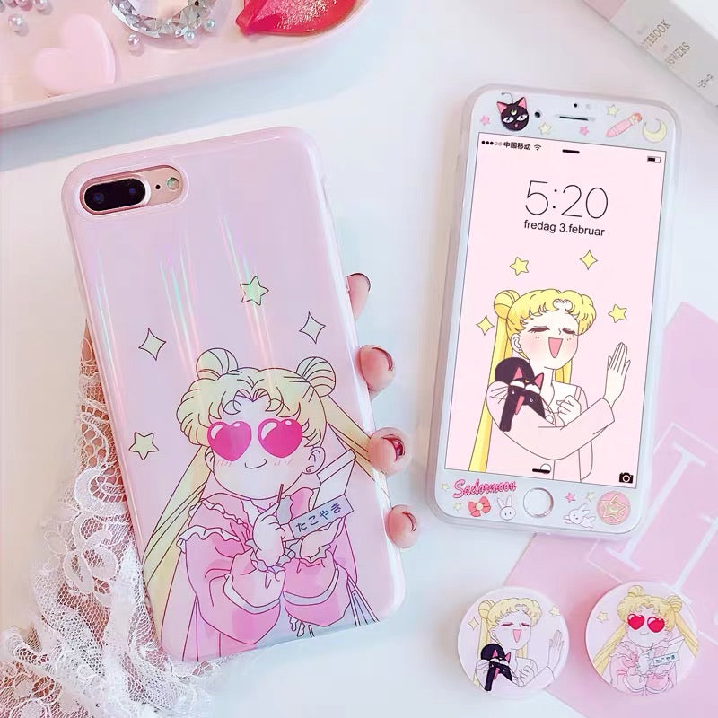 Girl  Phone Case For Iphone6/6s/6p/7/8/7/8plus