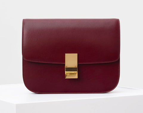 The Céline Box bag is one of the favourable