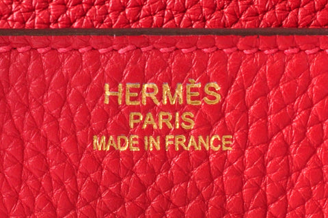 1eb012c3af69 Each Hermès item will be embossed with the logo stamping in the regular